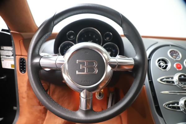 Used 2008 Bugatti Veyron 16.4 for sale Call for price at Bentley Greenwich in Greenwich CT 06830 23