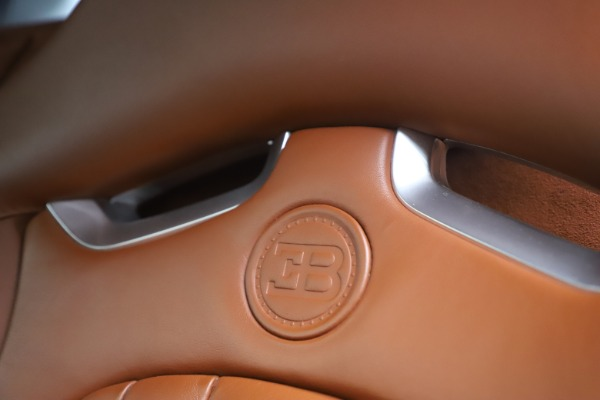 Used 2008 Bugatti Veyron 16.4 for sale Call for price at Bentley Greenwich in Greenwich CT 06830 24