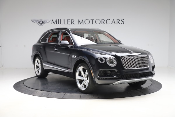 Used 2017 Bentley Bentayga W12 for sale $145,900 at Bentley Greenwich in Greenwich CT 06830 11