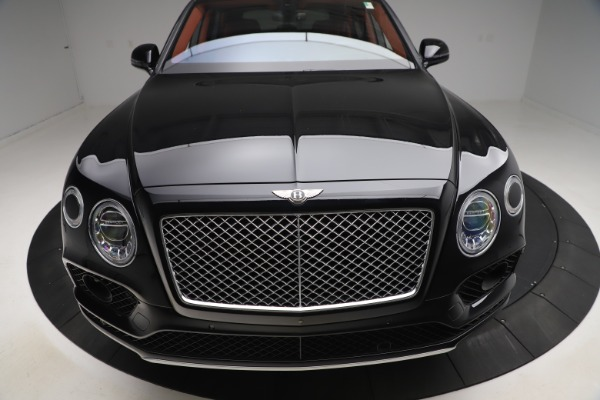 Used 2017 Bentley Bentayga W12 for sale $145,900 at Bentley Greenwich in Greenwich CT 06830 13