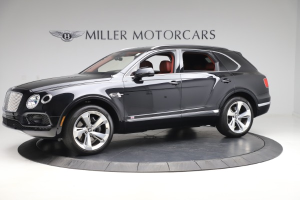 Used 2017 Bentley Bentayga W12 for sale $145,900 at Bentley Greenwich in Greenwich CT 06830 2