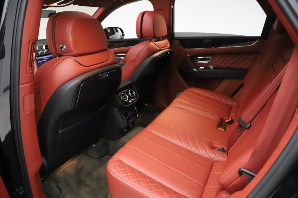 Used 2017 Bentley Bentayga W12 for sale $145,900 at Bentley Greenwich in Greenwich CT 06830 22