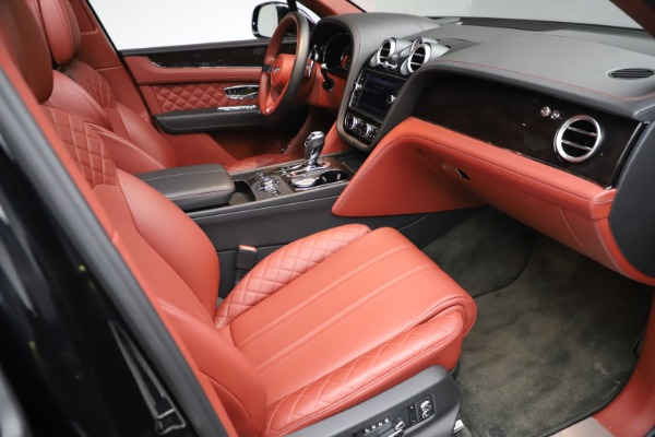 Used 2017 Bentley Bentayga W12 for sale $145,900 at Bentley Greenwich in Greenwich CT 06830 25
