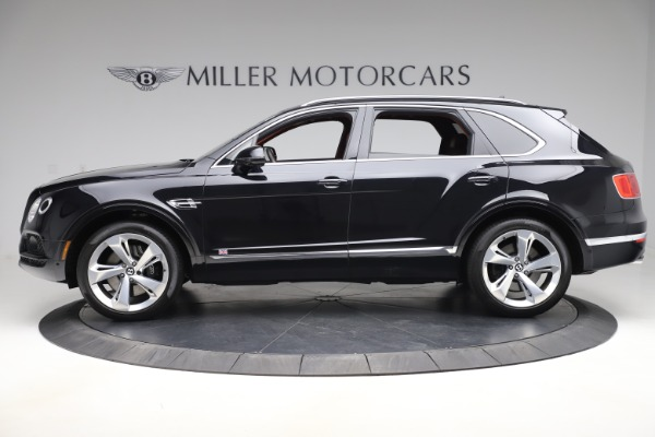 Used 2017 Bentley Bentayga W12 for sale $145,900 at Bentley Greenwich in Greenwich CT 06830 3