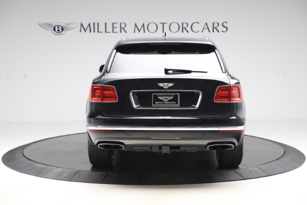 Used 2017 Bentley Bentayga W12 for sale $145,900 at Bentley Greenwich in Greenwich CT 06830 6