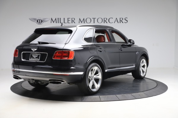 Used 2017 Bentley Bentayga W12 for sale $145,900 at Bentley Greenwich in Greenwich CT 06830 7