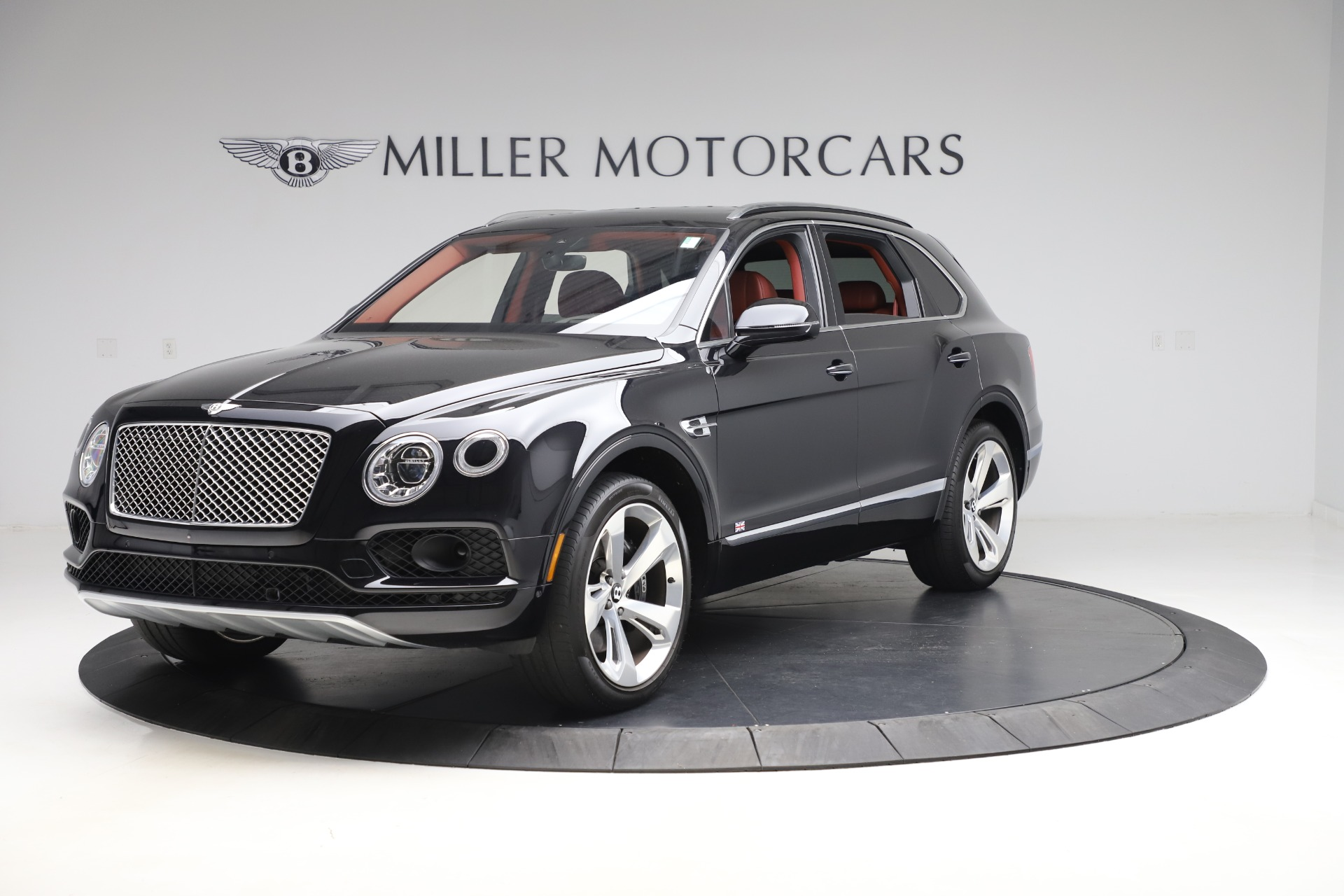 Used 2017 Bentley Bentayga W12 for sale $145,900 at Bentley Greenwich in Greenwich CT 06830 1