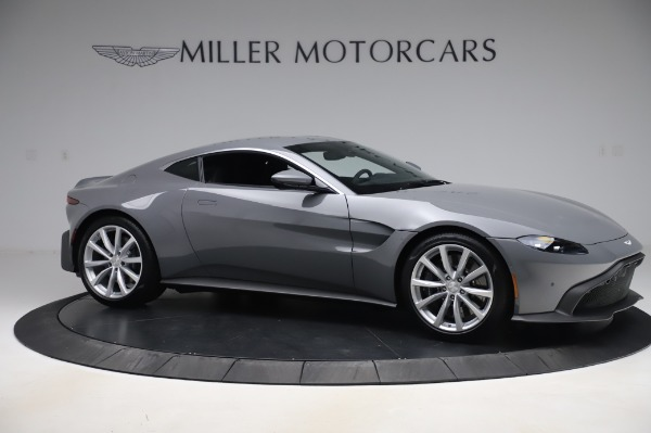 New 2020 Aston Martin Vantage Coupe for sale $165,381 at Bentley Greenwich in Greenwich CT 06830 10