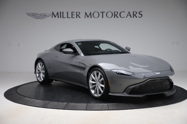 New 2020 Aston Martin Vantage Coupe for sale $165,381 at Bentley Greenwich in Greenwich CT 06830 11