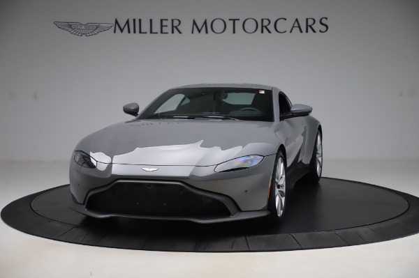 New 2020 Aston Martin Vantage Coupe for sale $165,381 at Bentley Greenwich in Greenwich CT 06830 2