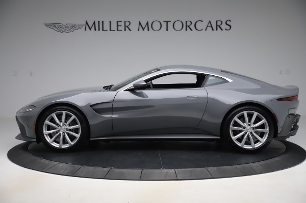 New 2020 Aston Martin Vantage Coupe for sale $165,381 at Bentley Greenwich in Greenwich CT 06830 3