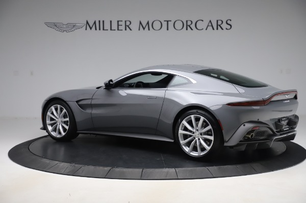 New 2020 Aston Martin Vantage Coupe for sale $165,381 at Bentley Greenwich in Greenwich CT 06830 4