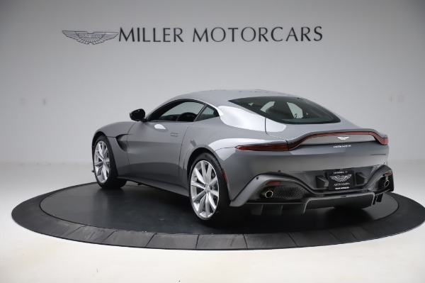 New 2020 Aston Martin Vantage Coupe for sale $165,381 at Bentley Greenwich in Greenwich CT 06830 5