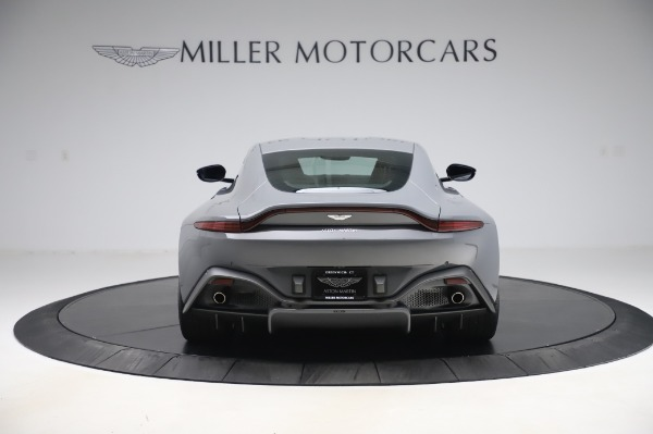 New 2020 Aston Martin Vantage Coupe for sale $165,381 at Bentley Greenwich in Greenwich CT 06830 6