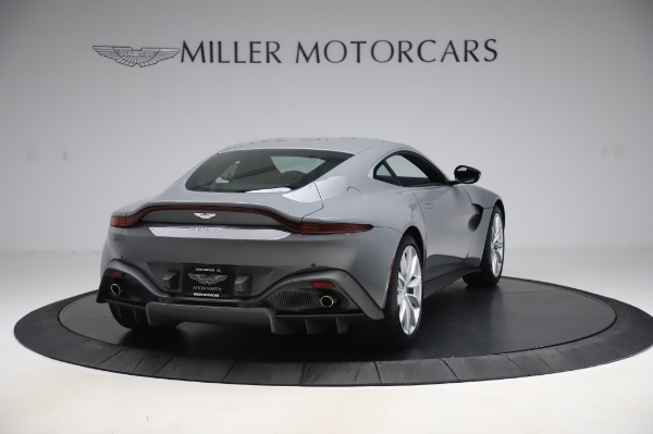 New 2020 Aston Martin Vantage Coupe for sale $165,381 at Bentley Greenwich in Greenwich CT 06830 7