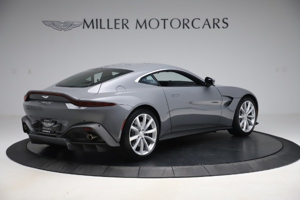 New 2020 Aston Martin Vantage Coupe for sale $165,381 at Bentley Greenwich in Greenwich CT 06830 8