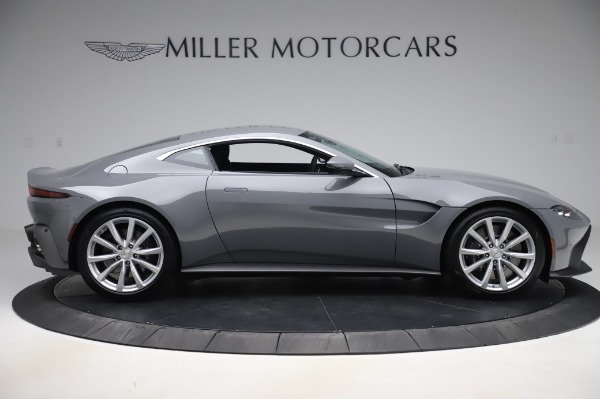 New 2020 Aston Martin Vantage Coupe for sale Sold at Bentley Greenwich in Greenwich CT 06830 9