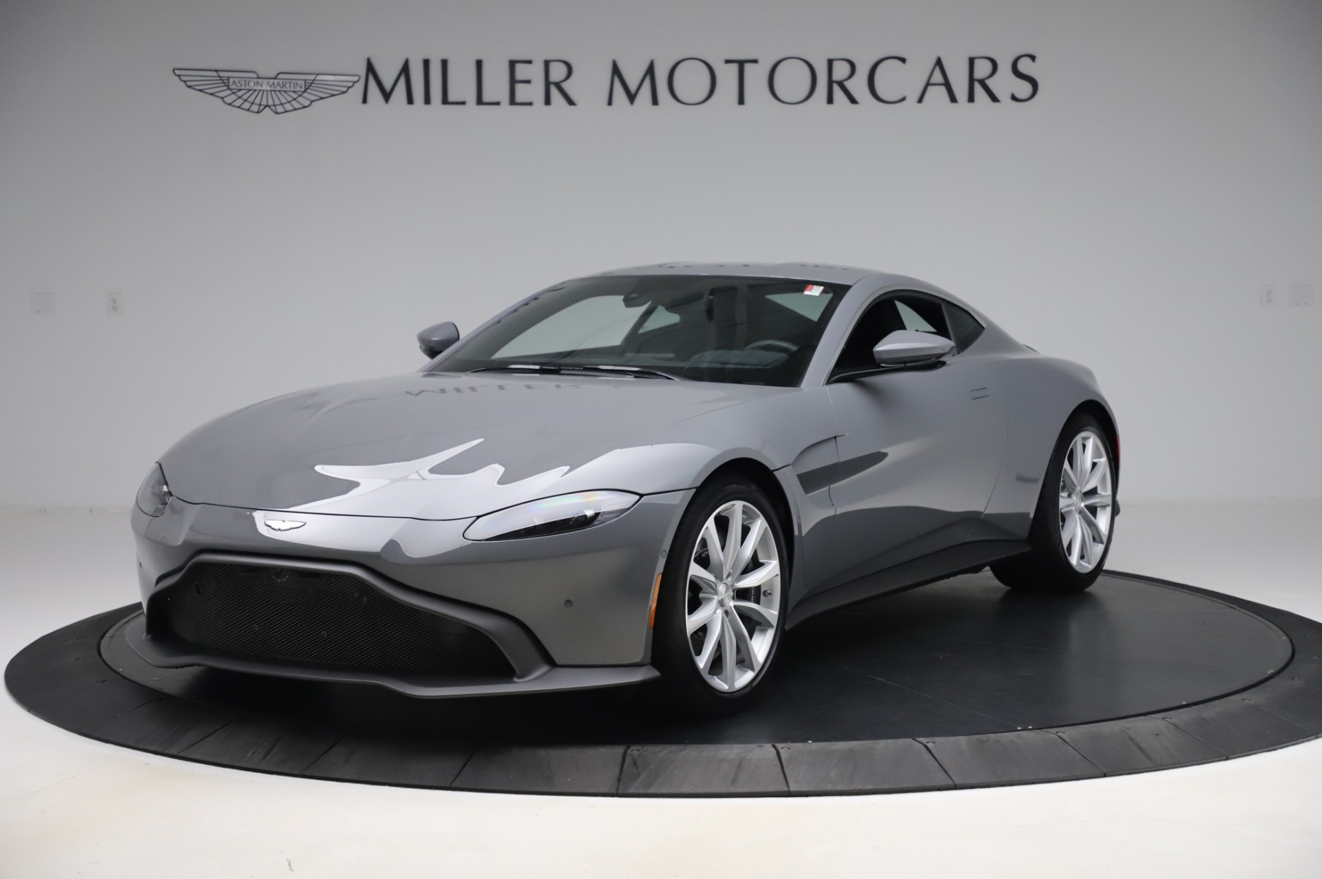 New 2020 Aston Martin Vantage Coupe for sale $165,381 at Bentley Greenwich in Greenwich CT 06830 1