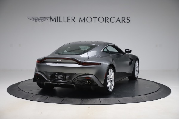 New 2020 Aston Martin Vantage Coupe for sale Sold at Bentley Greenwich in Greenwich CT 06830 8