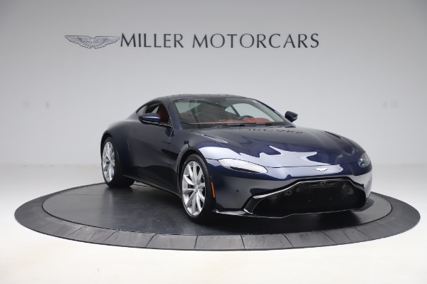 New 2020 Aston Martin Vantage Coupe for sale $177,481 at Bentley Greenwich in Greenwich CT 06830 10