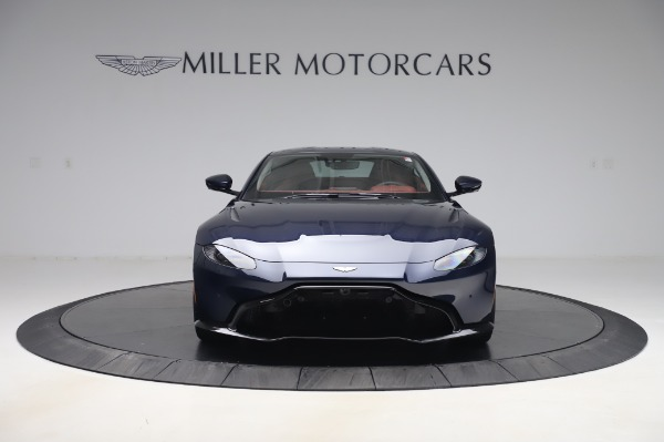 New 2020 Aston Martin Vantage for sale $177,481 at Bentley Greenwich in Greenwich CT 06830 11