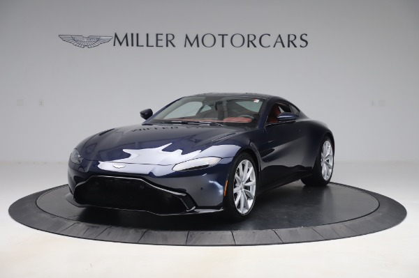 New 2020 Aston Martin Vantage Coupe for sale $177,481 at Bentley Greenwich in Greenwich CT 06830 12