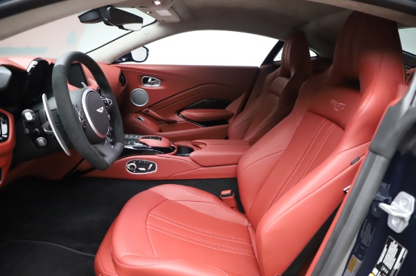 New 2020 Aston Martin Vantage for sale $177,481 at Bentley Greenwich in Greenwich CT 06830 13