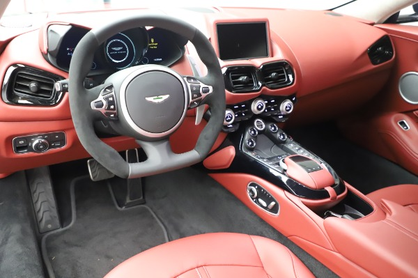 New 2020 Aston Martin Vantage for sale $177,481 at Bentley Greenwich in Greenwich CT 06830 14