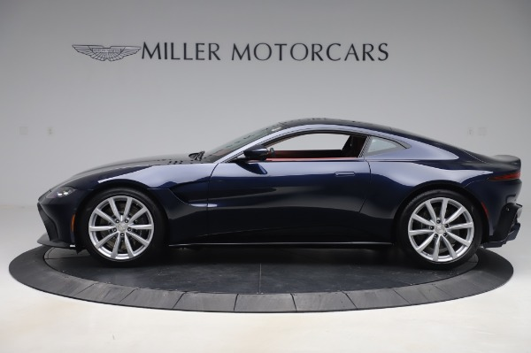New 2020 Aston Martin Vantage for sale $177,481 at Bentley Greenwich in Greenwich CT 06830 2