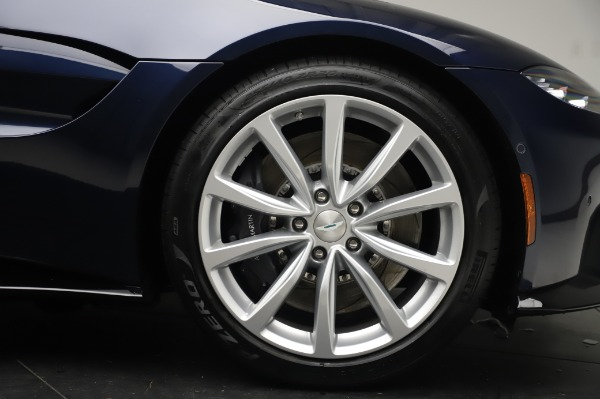 New 2020 Aston Martin Vantage Coupe for sale $177,481 at Bentley Greenwich in Greenwich CT 06830 20
