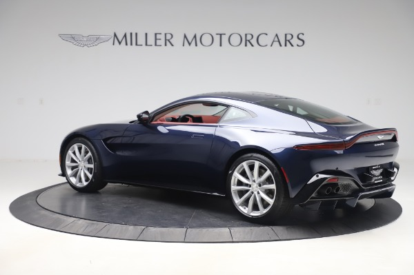 New 2020 Aston Martin Vantage for sale $177,481 at Bentley Greenwich in Greenwich CT 06830 3