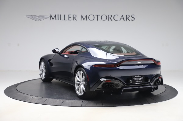 New 2020 Aston Martin Vantage for sale $177,481 at Bentley Greenwich in Greenwich CT 06830 4