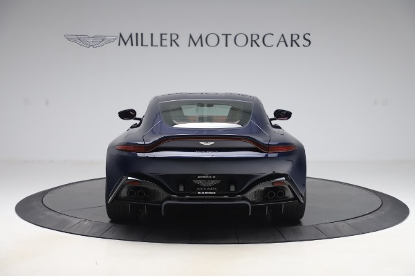 New 2020 Aston Martin Vantage for sale $177,481 at Bentley Greenwich in Greenwich CT 06830 5