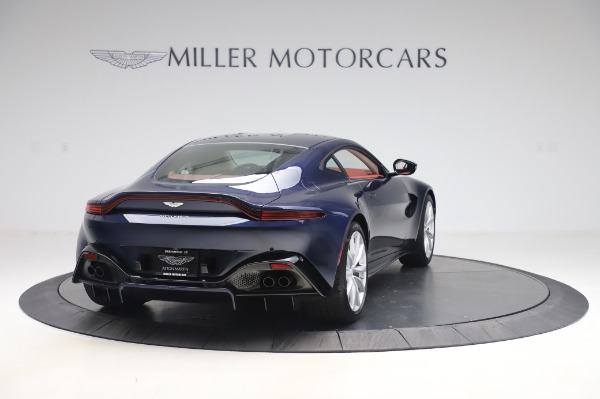 New 2020 Aston Martin Vantage Coupe for sale $177,481 at Bentley Greenwich in Greenwich CT 06830 6