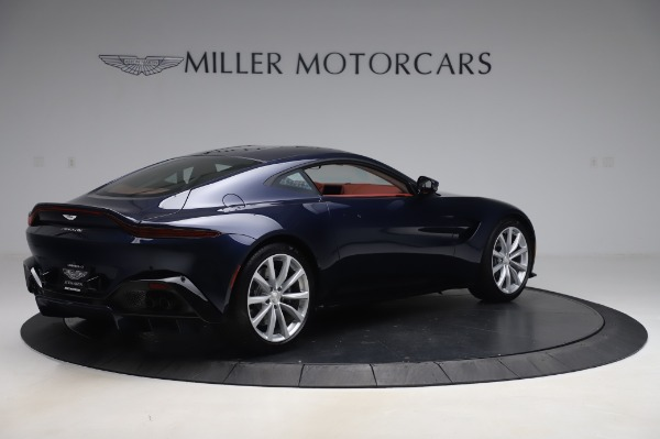 New 2020 Aston Martin Vantage Coupe for sale $177,481 at Bentley Greenwich in Greenwich CT 06830 7
