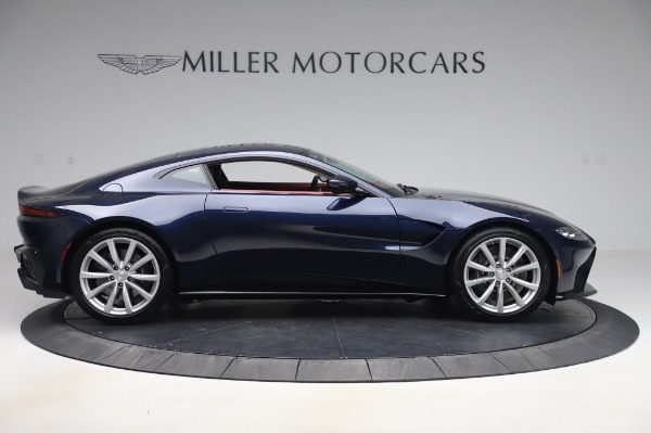 New 2020 Aston Martin Vantage for sale $177,481 at Bentley Greenwich in Greenwich CT 06830 8