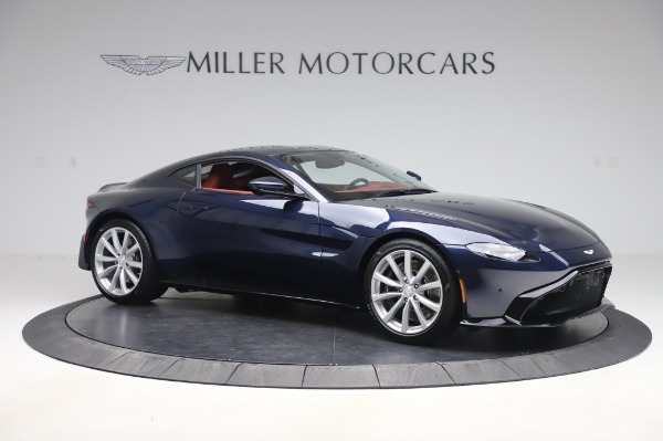New 2020 Aston Martin Vantage for sale $177,481 at Bentley Greenwich in Greenwich CT 06830 9