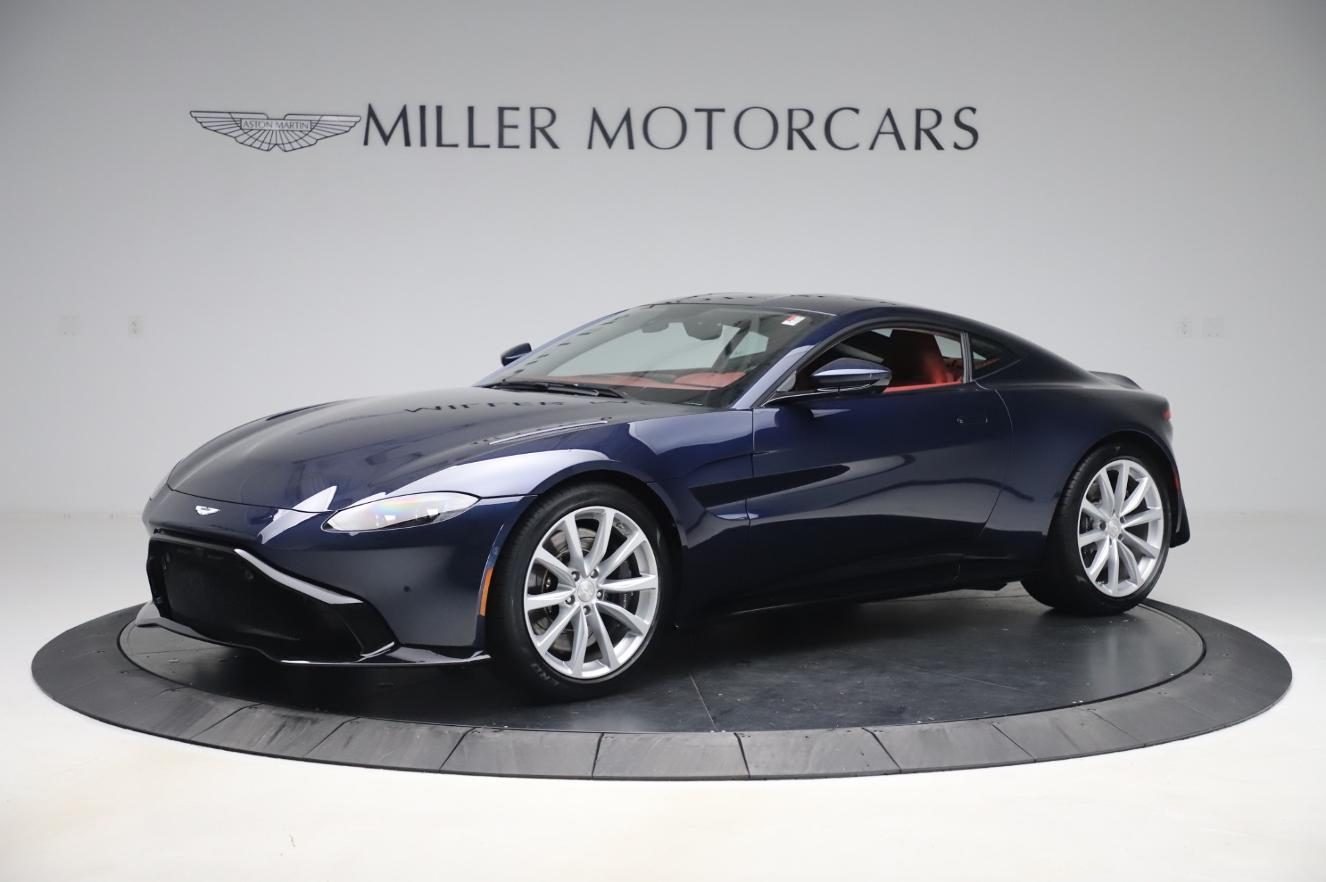 New 2020 Aston Martin Vantage for sale $177,481 at Bentley Greenwich in Greenwich CT 06830 1