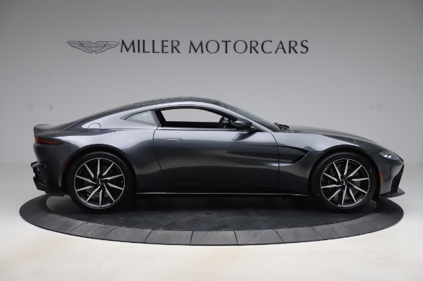 New 2020 Aston Martin Vantage Coupe for sale $182,781 at Bentley Greenwich in Greenwich CT 06830 10