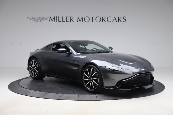 New 2020 Aston Martin Vantage Coupe for sale $182,781 at Bentley Greenwich in Greenwich CT 06830 12