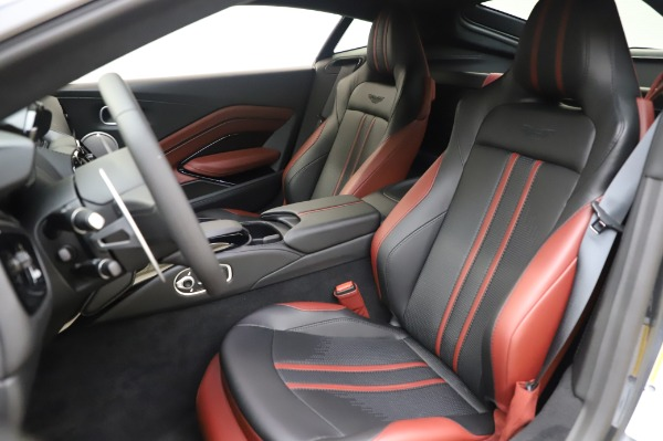New 2020 Aston Martin Vantage Coupe for sale $182,781 at Bentley Greenwich in Greenwich CT 06830 15