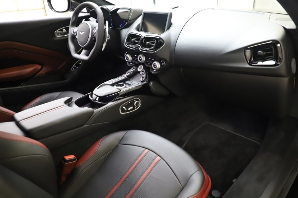 New 2020 Aston Martin Vantage Coupe for sale $182,781 at Bentley Greenwich in Greenwich CT 06830 17