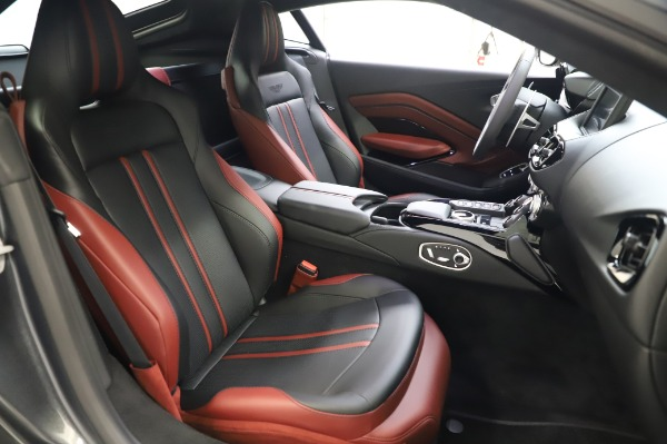 New 2020 Aston Martin Vantage Coupe for sale $182,781 at Bentley Greenwich in Greenwich CT 06830 19