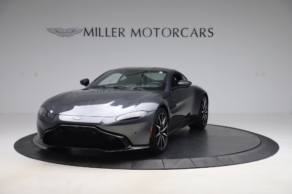 New 2020 Aston Martin Vantage Coupe for sale $182,781 at Bentley Greenwich in Greenwich CT 06830 3