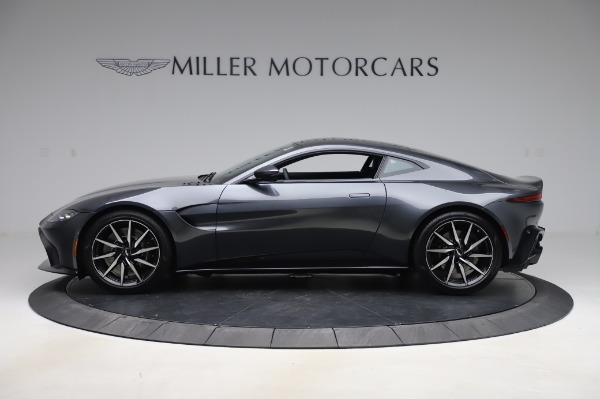 New 2020 Aston Martin Vantage Coupe for sale $182,781 at Bentley Greenwich in Greenwich CT 06830 4