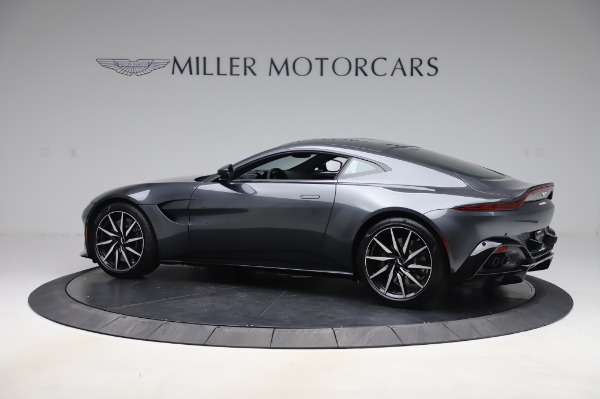 New 2020 Aston Martin Vantage Coupe for sale $182,781 at Bentley Greenwich in Greenwich CT 06830 5