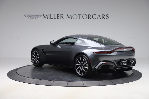 New 2020 Aston Martin Vantage Coupe for sale $182,781 at Bentley Greenwich in Greenwich CT 06830 6