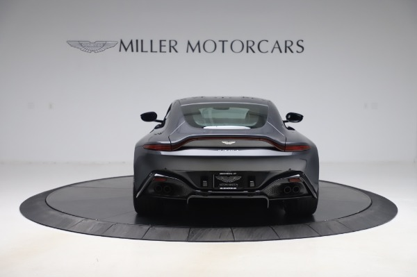 New 2020 Aston Martin Vantage Coupe for sale $182,781 at Bentley Greenwich in Greenwich CT 06830 7