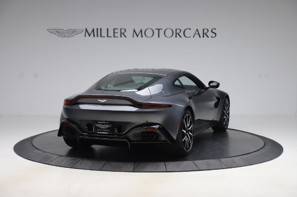 New 2020 Aston Martin Vantage Coupe for sale $182,781 at Bentley Greenwich in Greenwich CT 06830 8