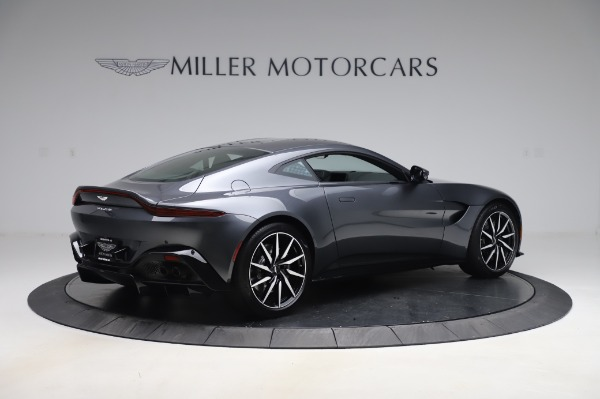 New 2020 Aston Martin Vantage Coupe for sale $182,781 at Bentley Greenwich in Greenwich CT 06830 9